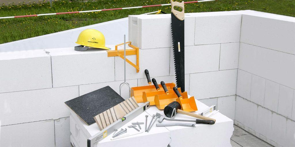Шлакоблоки для строительства курятника