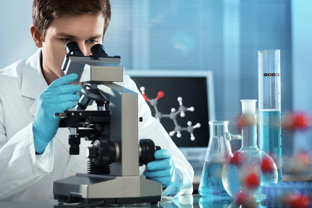 Выявления вируса в лабораторных условиях