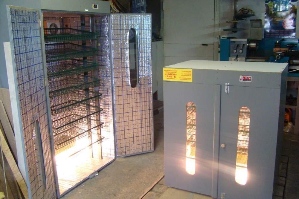инкубаторы