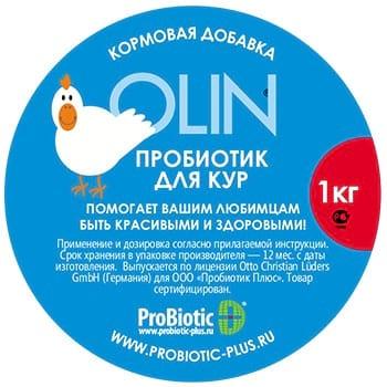 Пробиотик «Олин»