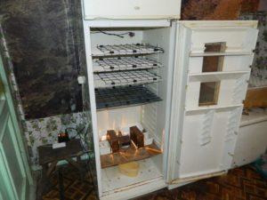 Как сделать инкубатор из старого холодильника