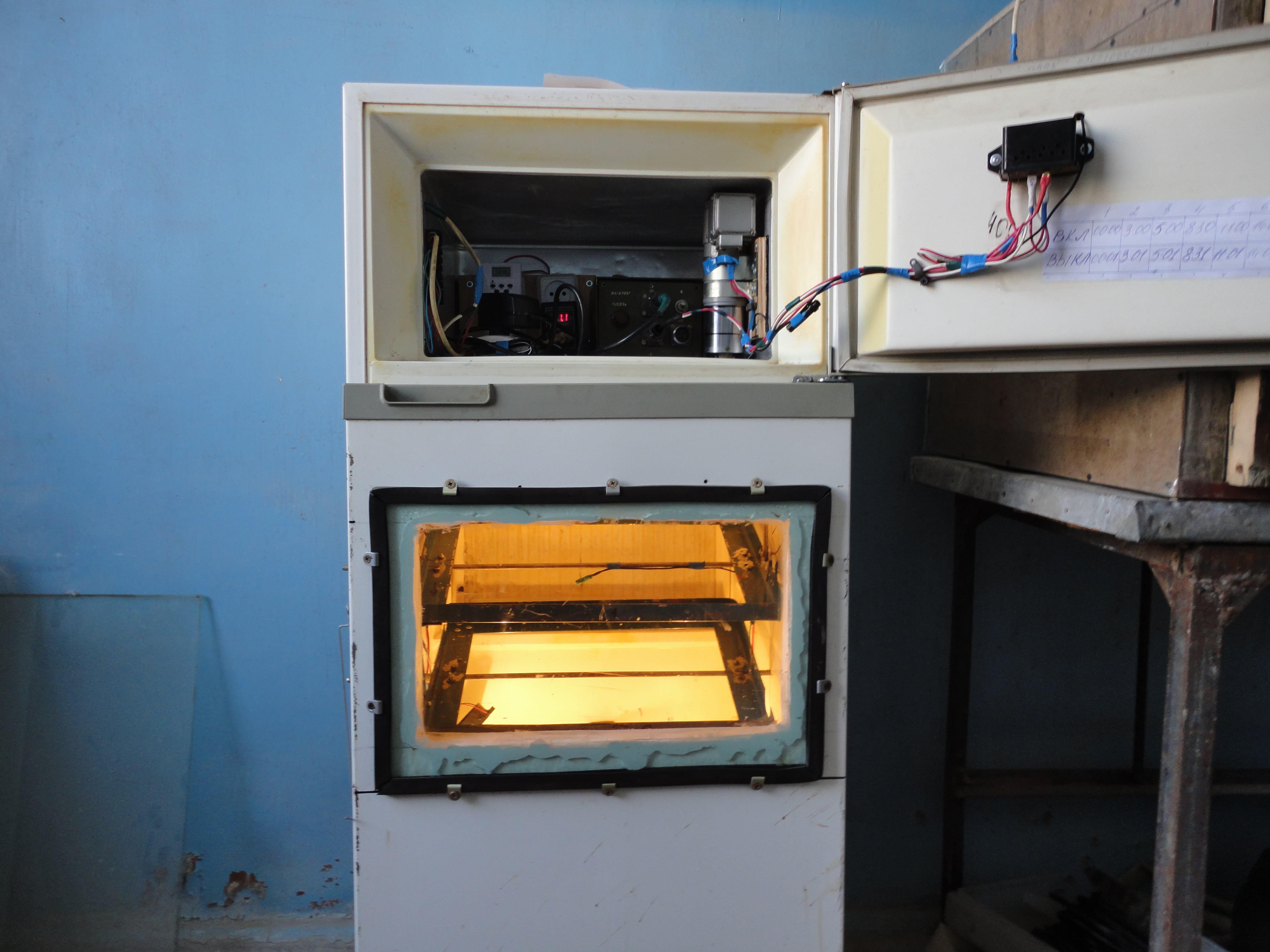 Инкубатор из холодильника: пошаговая инструкция, фото- и 3