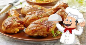 Медово горчичный маринад для курицы